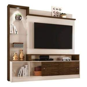 Home Theater Frizz Prime Off White/ Savana - Madet..