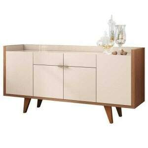 Buffet Hb Melodia Off White / Nature